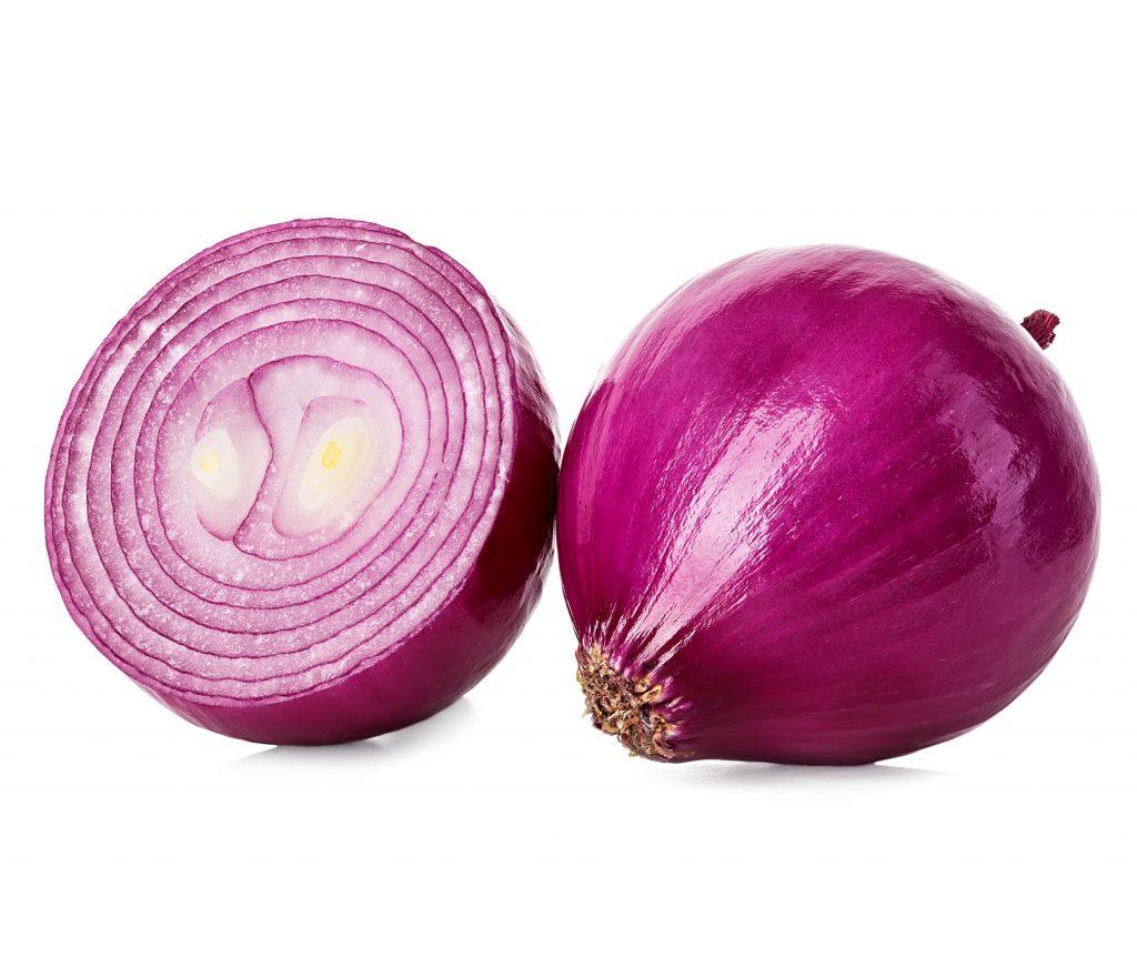 red onions salmonella