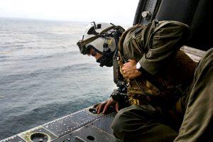marines dead sea tank