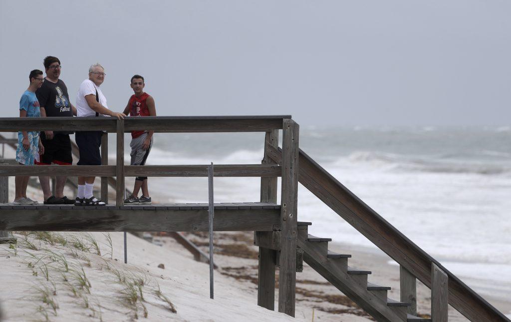 Tropical Storm Isaias Florida