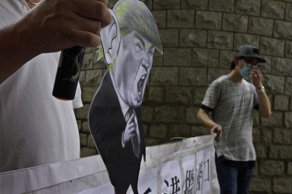 hong kong sanctions