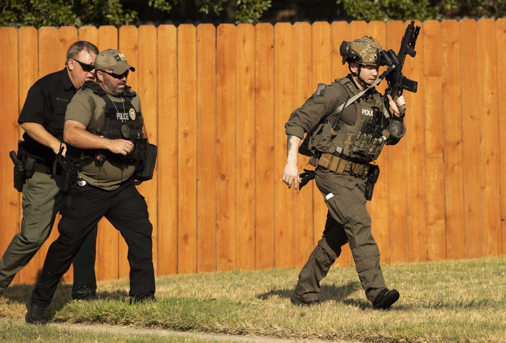 texas hostage