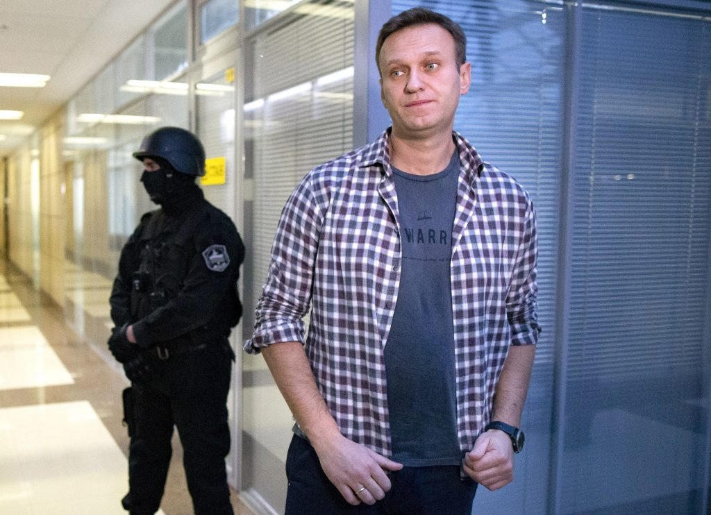 russia opposition leader poisoned
