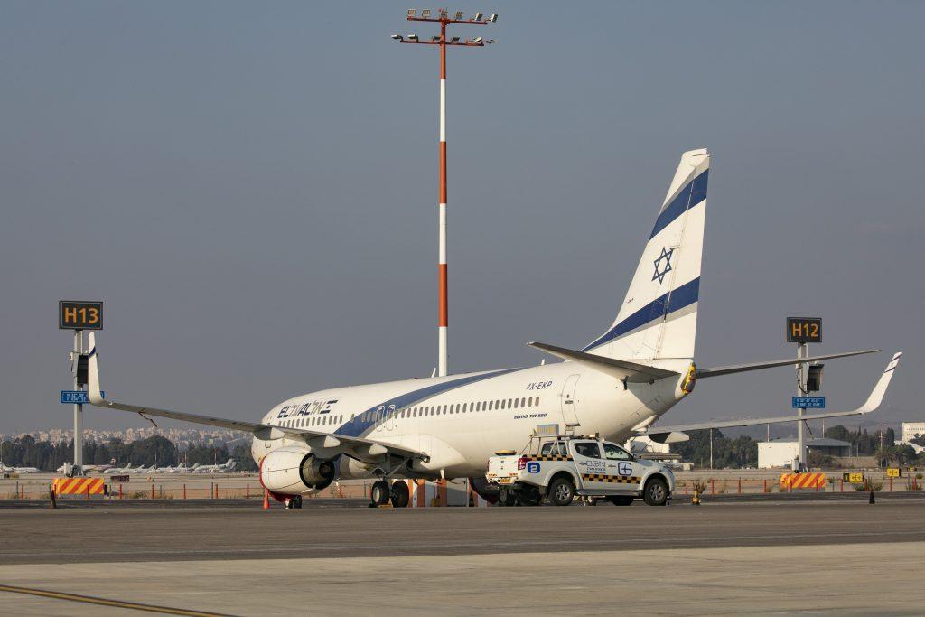 israel flights