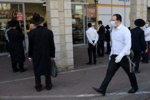 Bnei Brak Back in Red Zone | Hamodia.com