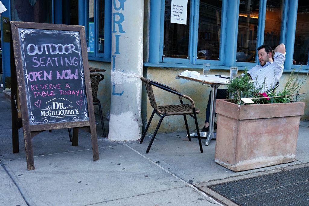new york restaurants de blasio