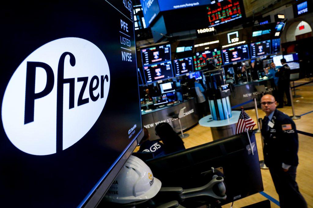 pfizer stock - photo #35