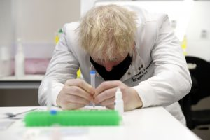 U.K. Appoints Vaccines Minister to Oversee COVID Inoculations