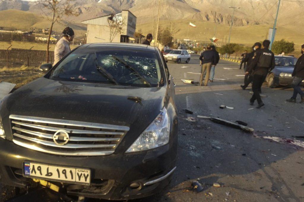 iran scientist killed by israel