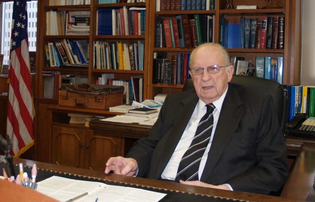 Judge Thomas Morrow Reavley