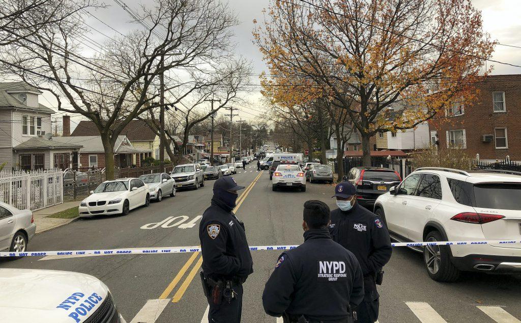 bronx shootout police
