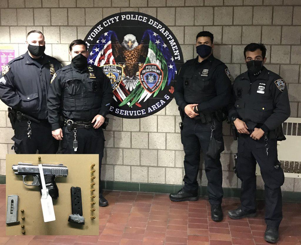 new york city shootings