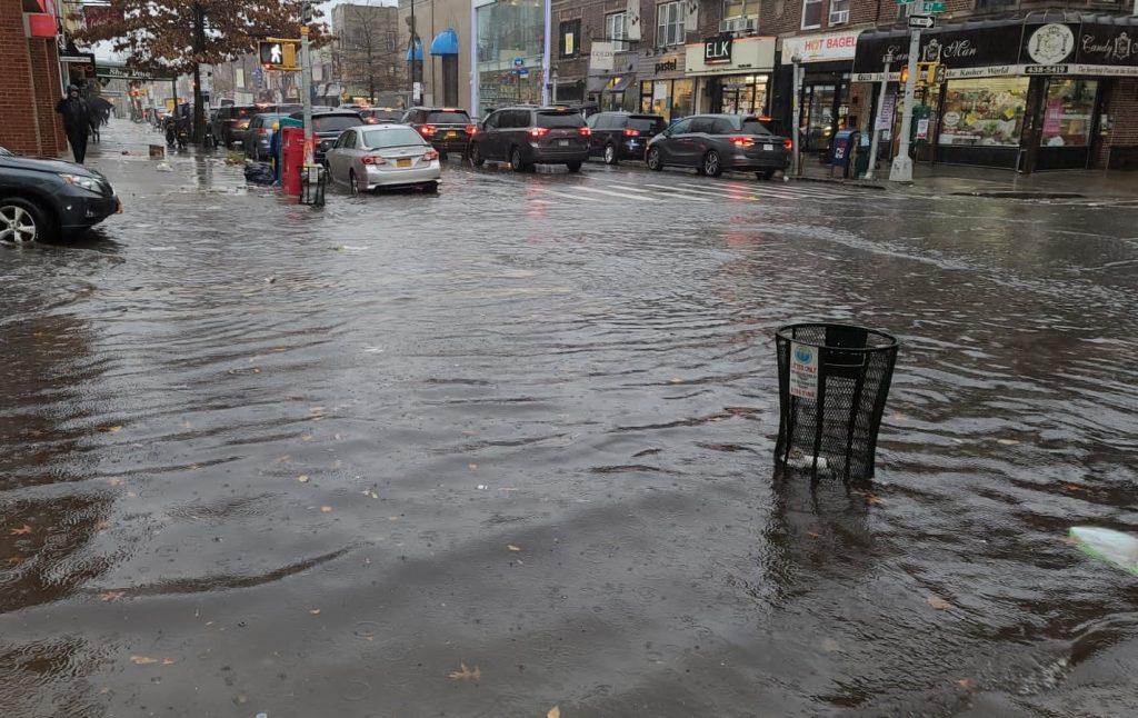 brooklyn flooding