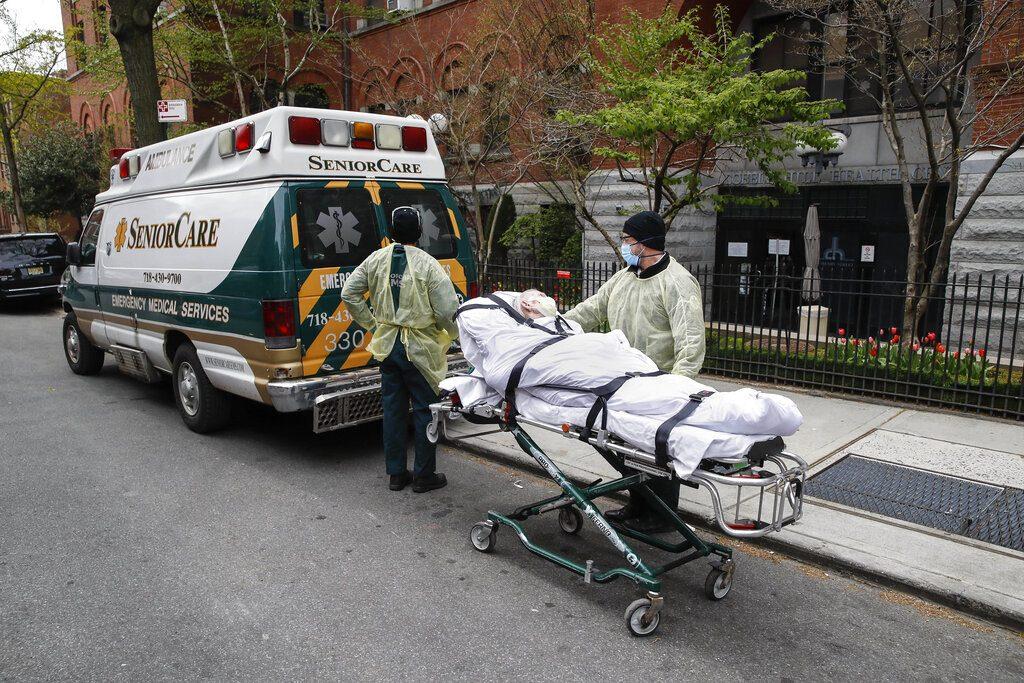 cuomo nursing home deaths