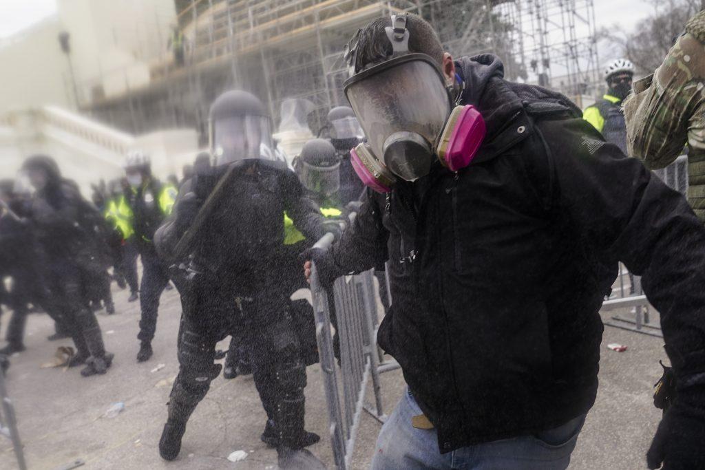 capitol riots assassinate
