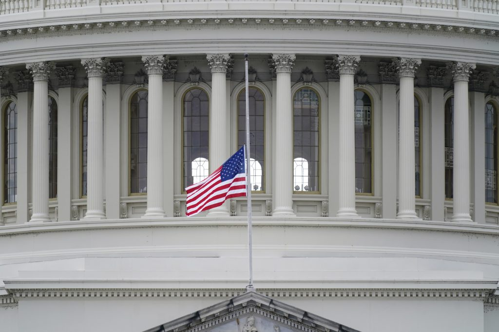 capitol police officer killed