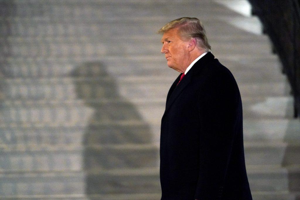 trump inauguration washington