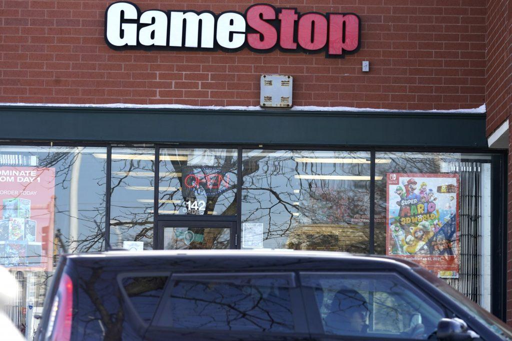 Gamestop Stock Surge