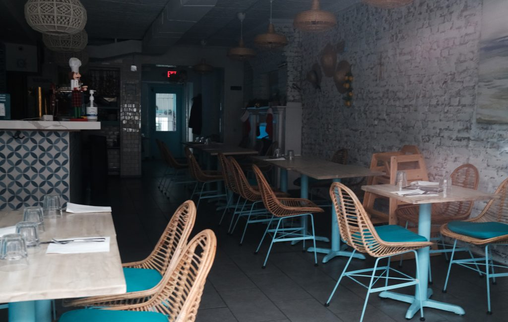new york city indoor dining