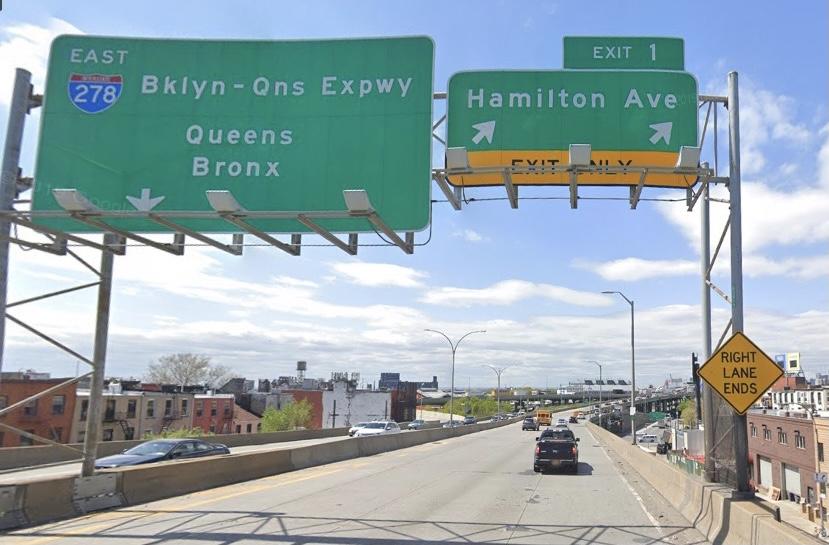 hamilton avenue