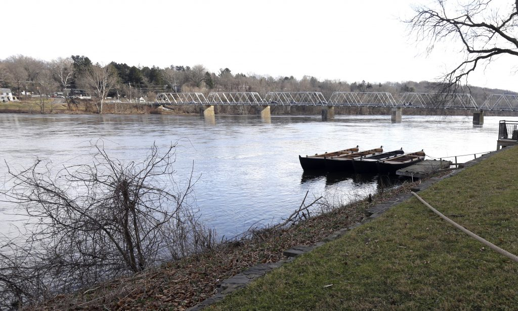 fracking delaware river
