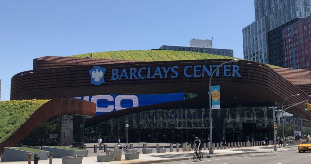 new york sports arenas