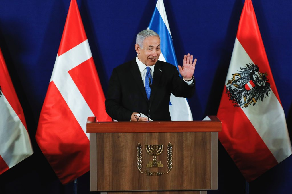 netanyahu israel covid