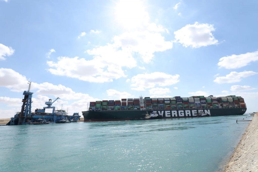 ship suez canal