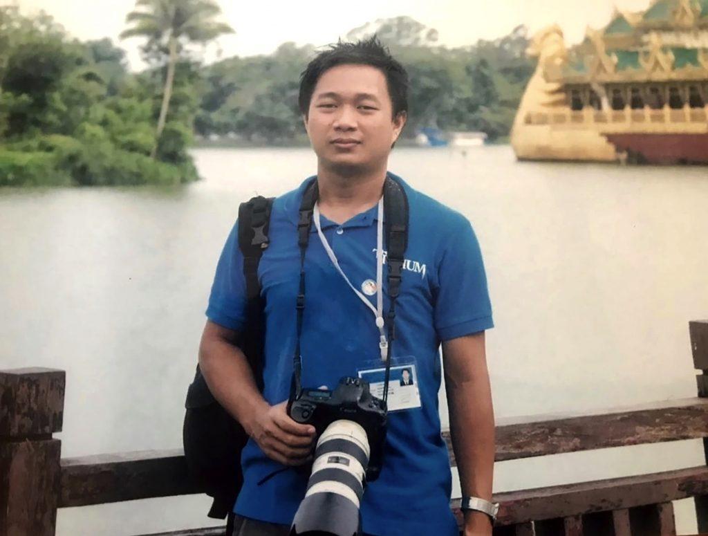 myanmar arrests journalist