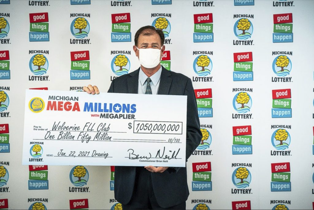 mega millions winner michigan