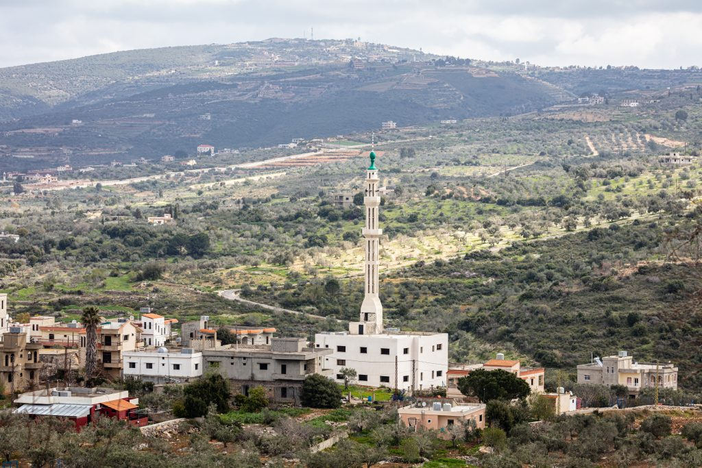 israel hezbollah drone
