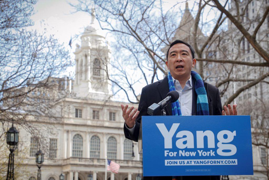 new york city mayoral poll