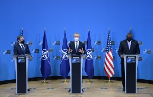 Blinken Calls Iran's Uranium Enrichment Move 'Provocative'