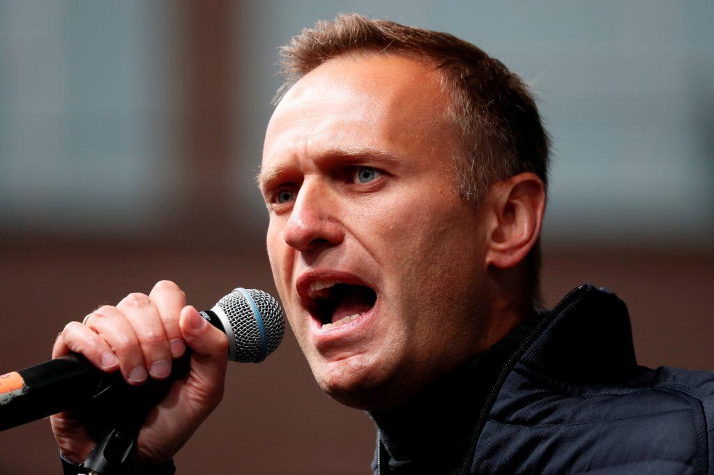 navalny hunger strike