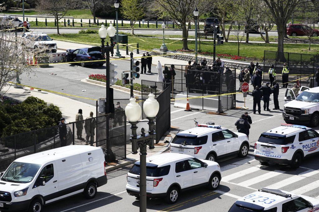 shooting at capitol