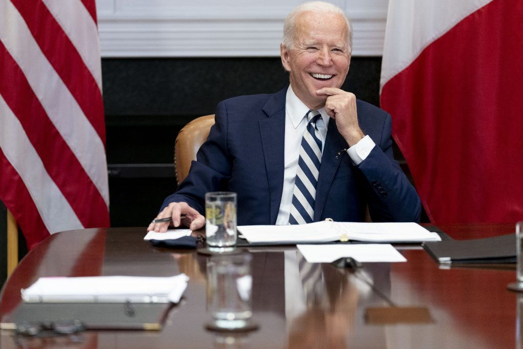 biden approval rating