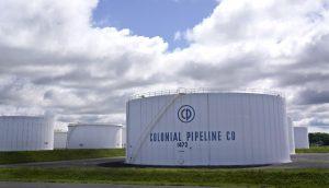 colonial pipeline hack