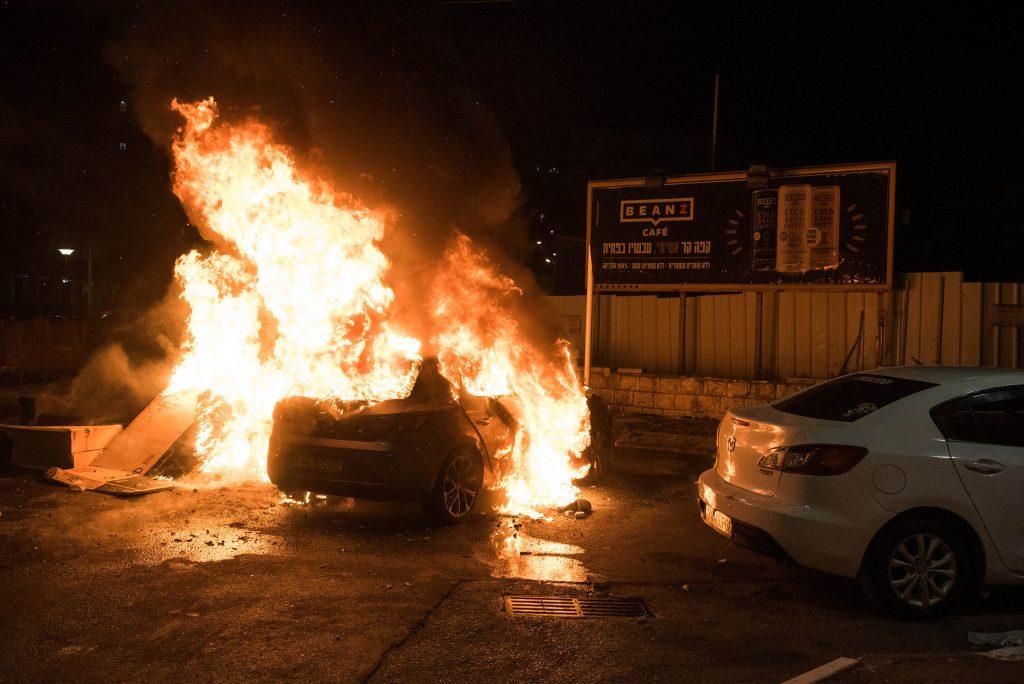 حصيلة القتلى الإسرائيليين متأثرين بجروح أصيبوا بها خلال الانتفاضة العربية في أكو