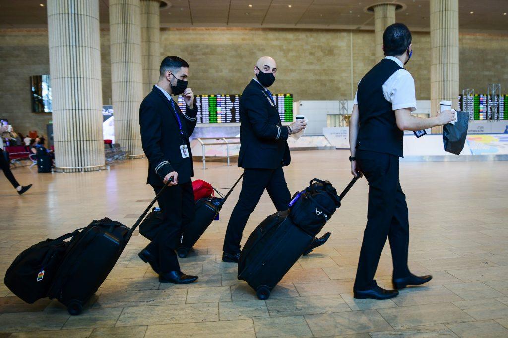 israel travel covid