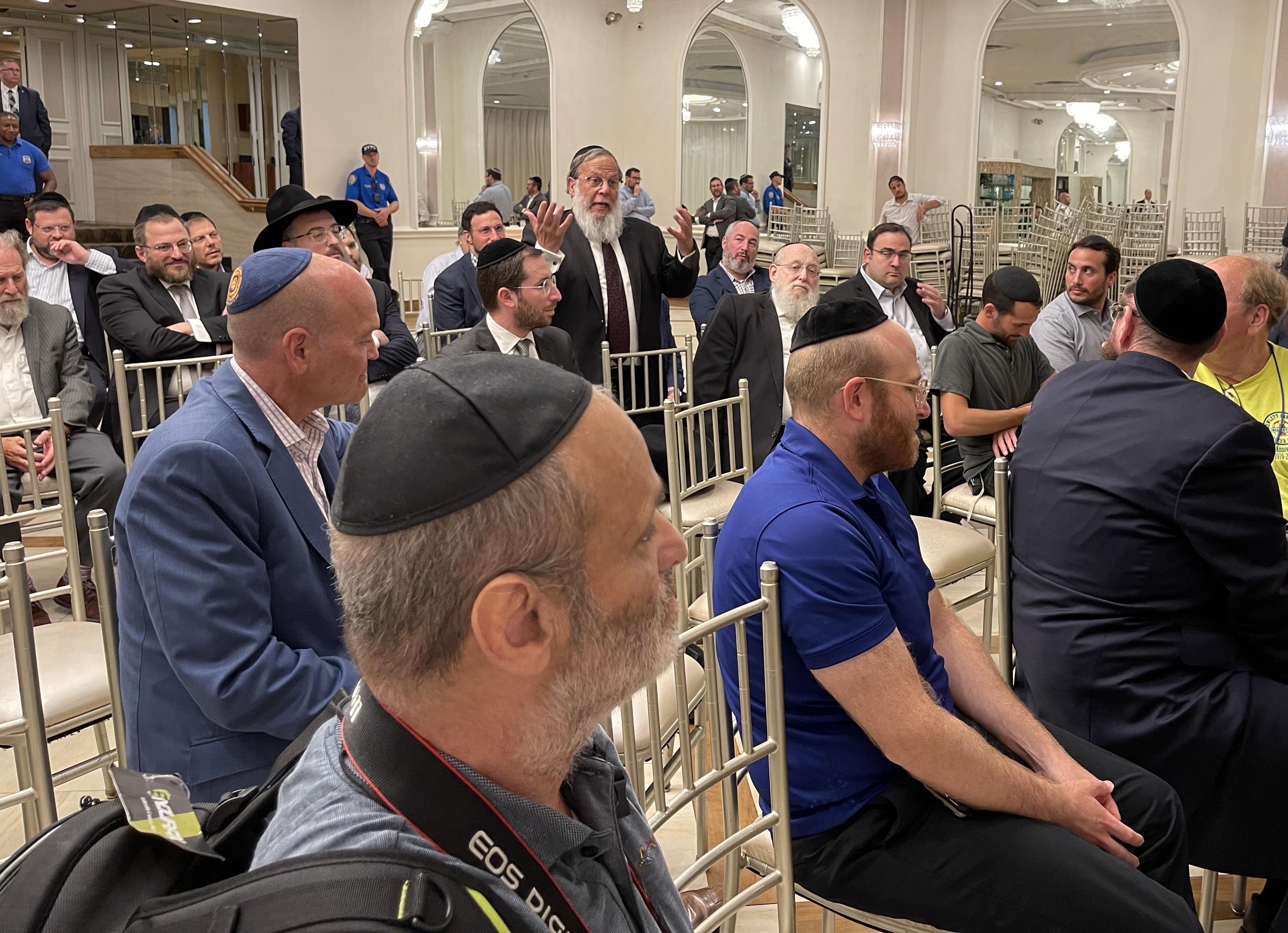 antisemitic hate crimes new york