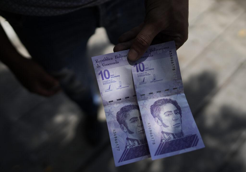venezuela new currency